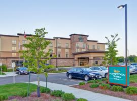 Homewood Suites by Hilton Waterloo/St. Jacobs, hotel em Waterloo