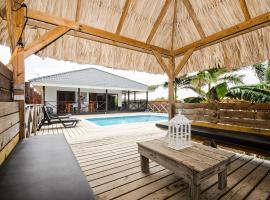 Casa Del Sol, casa de temporada em Willemstad