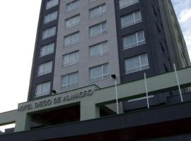 Hotel Diego de Almagro Temuco, hotel en Temuco