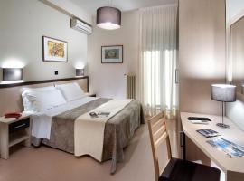 Hotel Conchiglia, отель в Сенигаллии