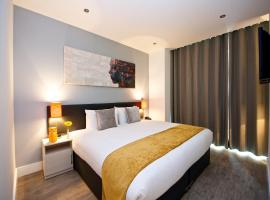 Staycity Aparthotels Greenwich High Road, serviced apartment in London