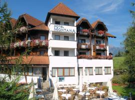 Hotel Montana, Hotel in Arzl im Pitztal