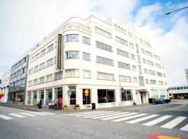 Hlemmur Square, hotel in Reykjavík