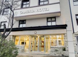 Cambria, hotel in San Carlos de Bariloche