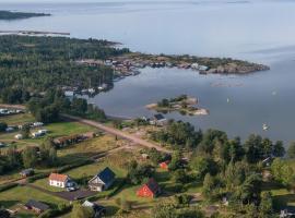 Granbergs Gästhus och Gästhem, B&B i Eckerö