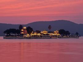 Jagmandir Island Palace - Grand Heritage, hotel near Lake Pichola, Udaipur