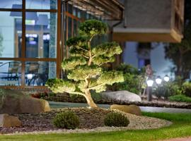 Gradiali Wellness and SPA, hotel in Palanga