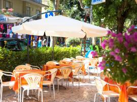 Hotel Silvia, hotell i Misano Adriatico