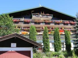 Deva Hotel Sonnleiten, Hotel in der Nähe von: Bareckbahn, Reit im Winkl