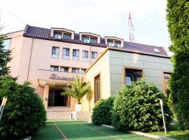 Hotel Zamca Suceava, hotel in Suceava
