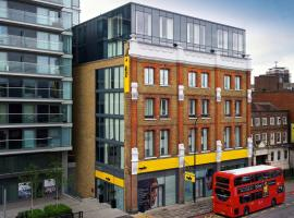 Staycity Aparthotels Deptford Bridge Station, appartement in Londen