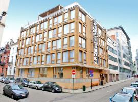 9Hotel Chelton, hotel in European District, Brussels