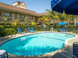 Key Inn and Suites, hotel in Tustin