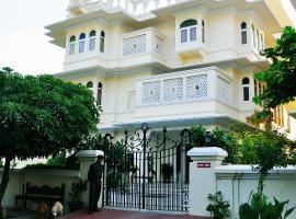 Akshay Niwas, hotel near Sajjangarh Fort, Udaipur