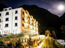 Hotel Golden Spirit, hotel a Băile Herculane