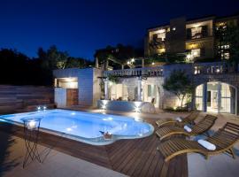 Villa Bougenvilia Tomas, beach hotel in Tučepi