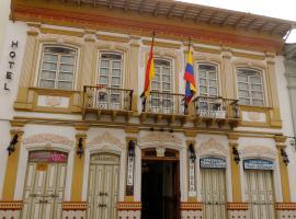Hotel La Orquidea, hotel in Cuenca