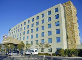 Hotel Diego de Almagro Aeropuerto, hotel in Santiago