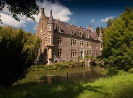 Hotel Kasteel Terworm, hotel in Heerlen