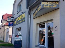 Penzion Rodos - Café, Privatzimmer in Prag