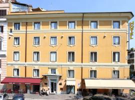 Hotel San Valentino, hotel in Rome