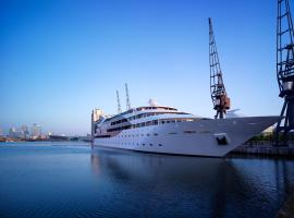 Sunborn London Yacht Hotel, hotel near ExCeL London, London