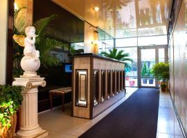 Afina Hotel, hotel in Adler