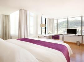 Hotel Rio Amazonas, hotel em Quito