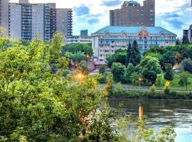 Park Town Hotel, hotel in Saskatoon