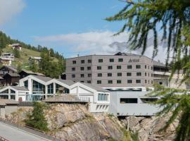 wellnessHostel4000, hotel in Saas-Fee