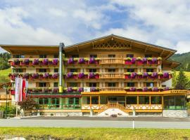 Hotel Barbarahof Saalbach, Hotel in Saalbach-Hinterglemm