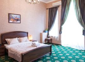 Seven Hills Лубянка, отель в Москве, рядом находится Кремль