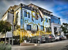 Hotel Ramka & Restaurant & Wine Bar – apartament w Poznaniu