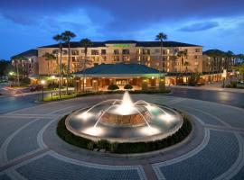 Courtyard by Marriott Orlando Lake Buena Vista in the Marriott Village, hotel near Orlando Vineland Premium Outlets, Orlando
