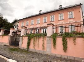 apartmány Antik Pratterov Dom, hotel v blízkosti zaujímavosti Starý hrad Banská Štiavnica (Banská Štiavnica)