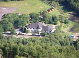 MacDonald Hotel & Cabins, hotel near Steall Waterfall, Kinlochleven
