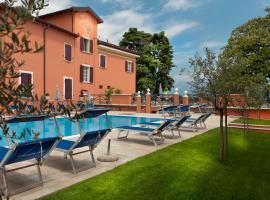 Hotel Bogliaco, hôtel à Gargnano