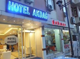 Hotel Akdag, hotel near Diyarbakir Airport - DIY, Diyarbakır