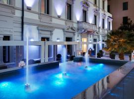 LHP Hotel Montecatini Palace & SPA, hotel a Montecatini Terme