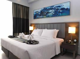 Bayfront Hotel Cebu North Reclamation - Multiple Use Hotel, hotel in Cebu City