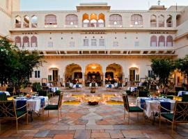 Samode Haveli, hotel near Albert Hall Museum - Central Museum, Jaipur
