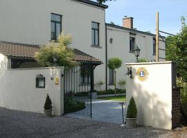 Guesthouse Les Tilleuls, hotel near Charleroi Airport - CRL,