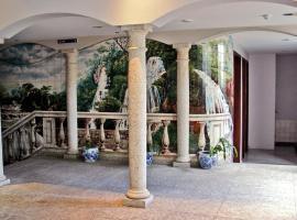 Casa de Retiros N. S. Perpetuo Socorro, hotel near Guimaraes Art Platform, Guimarães