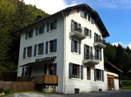 Gite le Belvedere, holiday home in Chamonix-Mont-Blanc