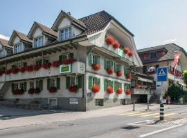 Seminarhotel Linde Stettlen, hôtel à Berne près de: Aéroport international Berne-Belp - BRN