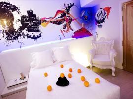 Dormirdcine, hotel dicht bij: metrostation Begona, Madrid