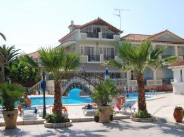 Hotel Villa Basil, serviced apartment in Tsilivi