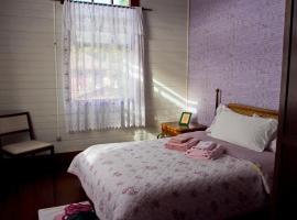 Hospedaria Os Memorialistas, hotel in Paranapiacaba