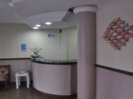 Hotel Raio de Sol, hotel em Guarapari