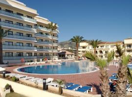 Hotel Puente Real, hotell nära Málaga flygplats - AGP, Torremolinos